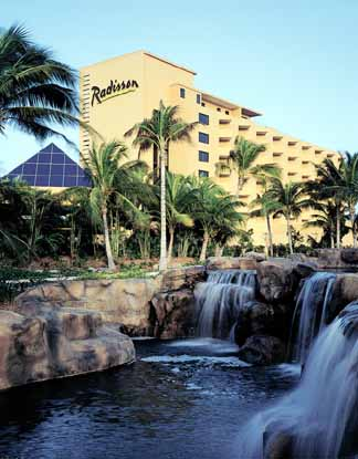 The Radisson Aruba Resort & Casino